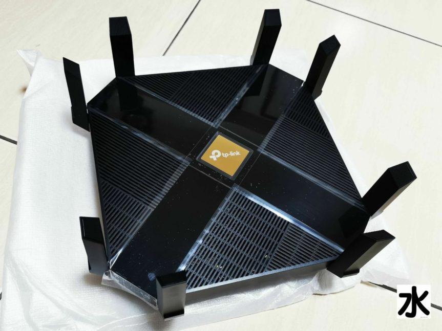 【數位3C】TPLINK Archer AX6000 WiFi 6 Router~支援中華電信光世代1000M/600M的平價家用無線分享器 3C/資訊/通訊/網路 新聞與政治 硬體 網路 網通設備 開箱 靈異現象&疑難雜症