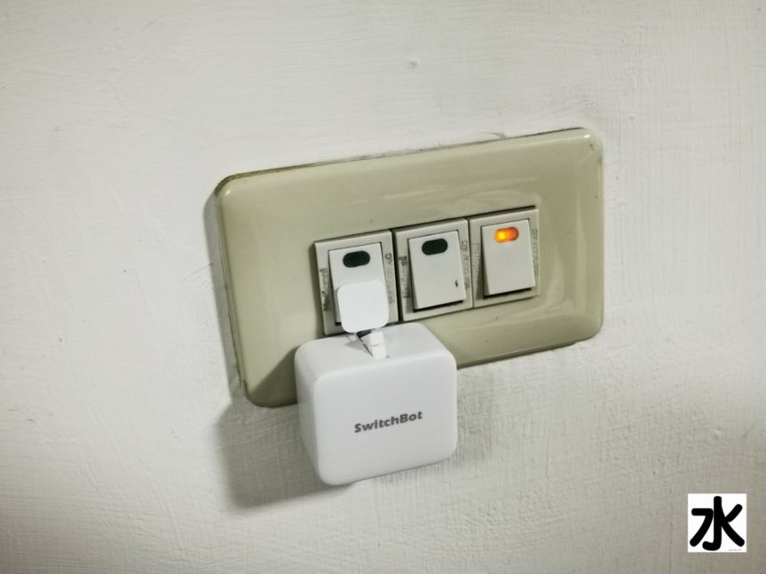 【數位3C】開關機器人SwitchBot S1~低成本邁向智慧家庭?! 手短注意安裝事項 3C/資訊/通訊/網路 嗜好 新聞與政治 智慧家庭 生活 硬體 開箱